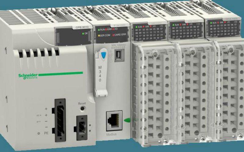 Schneider-PLC-M340